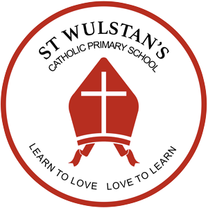 St Wulston's Catholic Primary School Logo